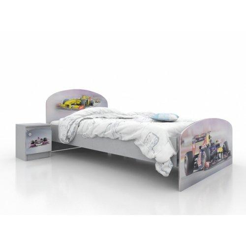 Кровать детская Формула 1