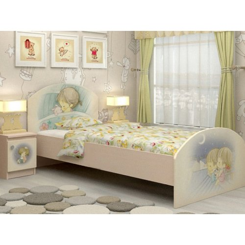 Кровать детская М+Д