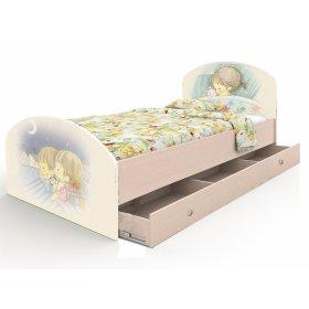 Кровать М + Д 70х140