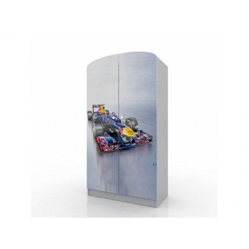 Шкаф платяной Формула - 1