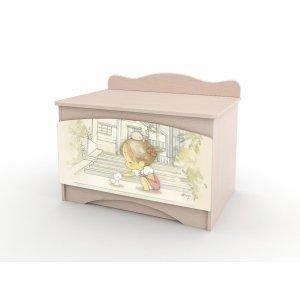 Ящик для игрушек М + Д