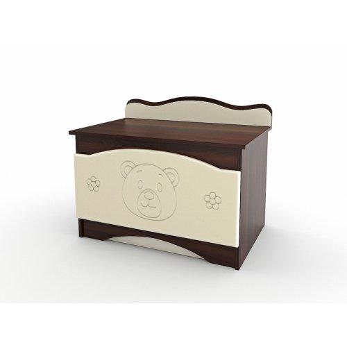 Ящик для игрушек Мишка