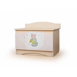 Ящик для игрушек Зайки