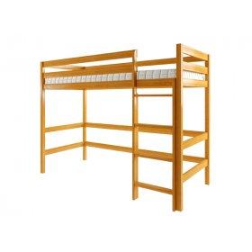 Кровать-чердак Эко 80х190