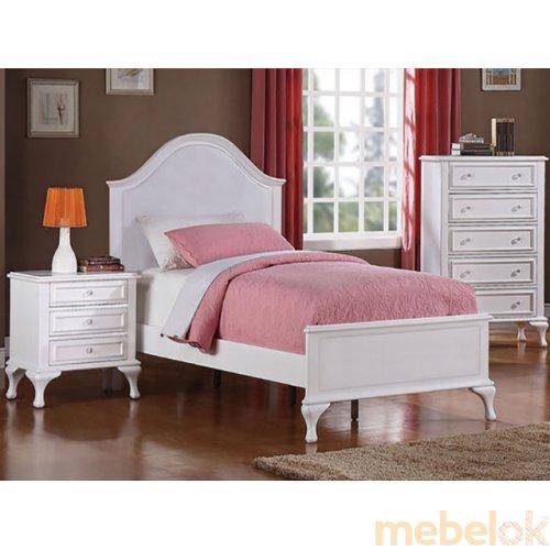 Двуспальная кровать Эмилия Венгер 180х200