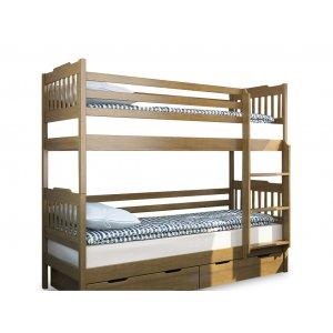 Двухъярусная кровать Ева 80х190