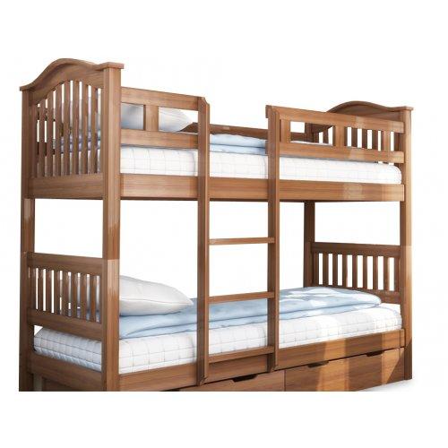 Двухъярусная кровать-трансформер Максим 90х200
