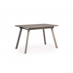 Стол TM-170 серый сатин