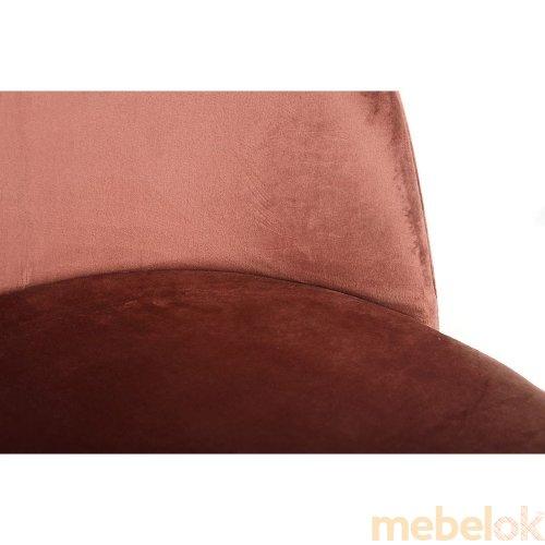 (Стул M-12-1 роза антик) Vetro Mebel