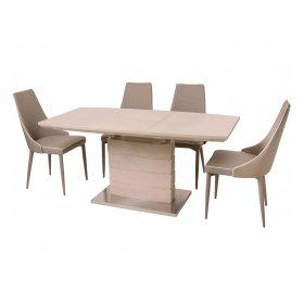 Комплект стол TM-50-1 + 4 стула M-03-1