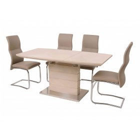 Комплект стол TM-50-1 + 4 стула S-108