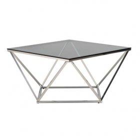 Стол CP-1 тонированный + серебро