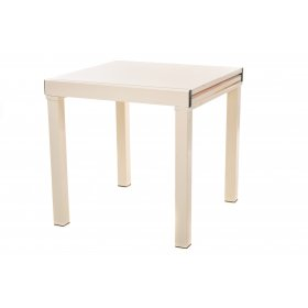 Обеденный стол Т-105 кремовый