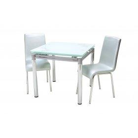 Обеденный стол Т-222 белый