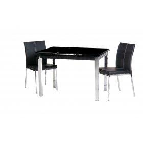 Обеденный стол Т-231 черный
