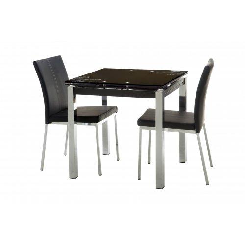 Комплект стол T-236-2 + 2 стула N-10
