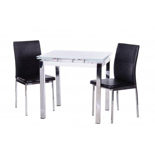 Обеденный стол Т-239 снежно-белый