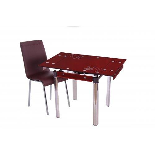 Обеденный стол Т-255 спелая вишня