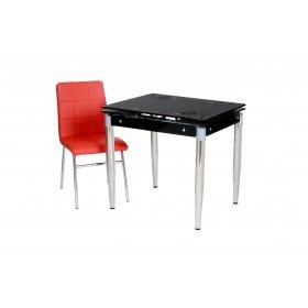 Обеденный стол Т-275 черный