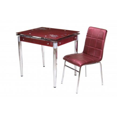 Обеденный стол Т-275 спелая вишня