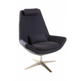 Кресло К-21 серый