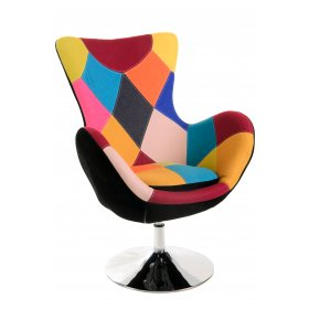 Кресло K-25 patchwork