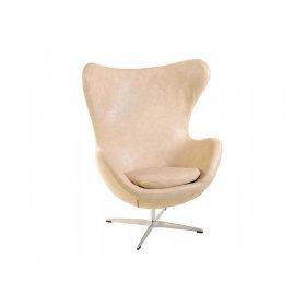 Кресло K-30 кремовый
