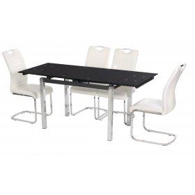 Стол обеденный T-231 черный