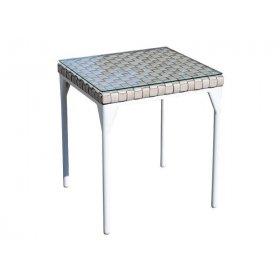 Приставной столик со стеклом Brafta