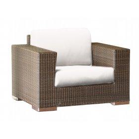 Кресло для отдыха с подушками Cuatro