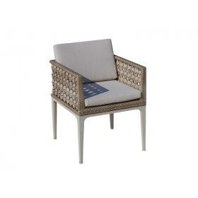Кресло обеденное с подушками Heart