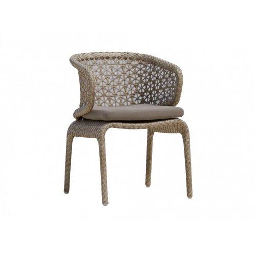 Кресло обеденное с подушкой Journey