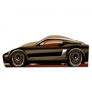 Кровать Бренд Mustang