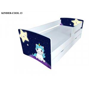 Кровать детская Kinder Cool 80x170