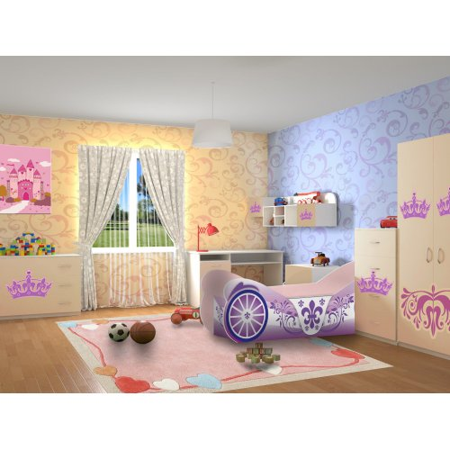 Детская комната Карета