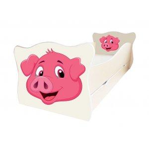 Детская кровать Animal 11 Свин