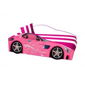 Детская кровать Elit E-6 Pink 70х150