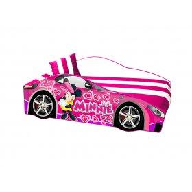 Детская кровать Elit E-7 Pink 70х150
