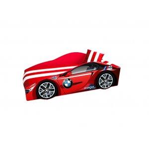 Ліжко Elit Е-1 BMW 80х170 червона
