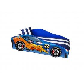Кровать Elit MC 70х150 синяя