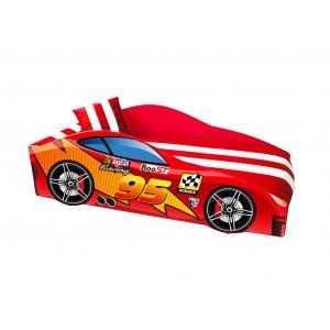 Кровать Elit MC 80х170 красная с ящиком