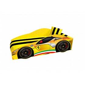 Кровать Elit Ferrari желтая 70х150
