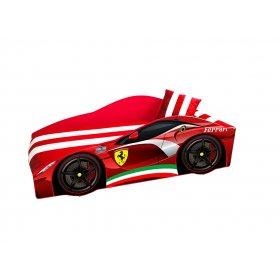 Кровать Elit Ferrari красная 70х150