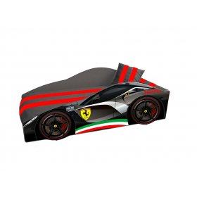 Кровать Elit Ferrari черная 70х150