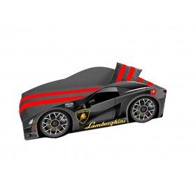 Кровать Elit Lamborghini черная 70х150