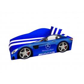 Кровать Elit Mersedes синяя 70х150