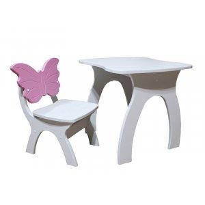 Комплект детский стол+стульчик JONY