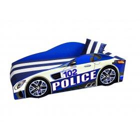 Детская кровать Elit E-8 Police Blue 70х150