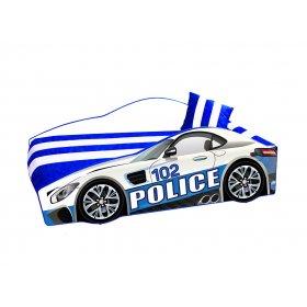 Детская кровать Elit E-8 Police White 70х150