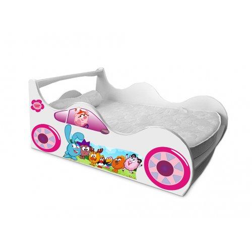 Кровать Смешарики 80х170